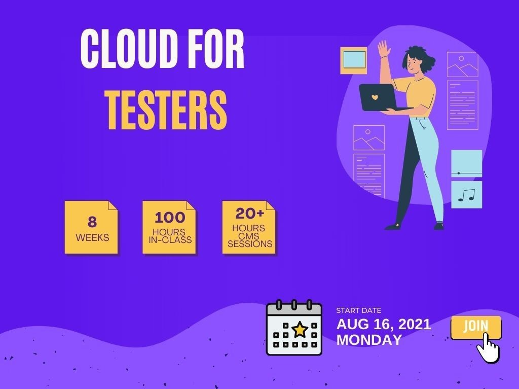 cloud for tester flyer
